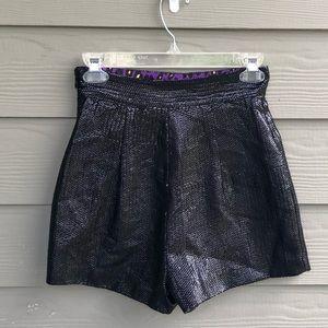 BOGO Forever 21 high-waist sequin shorts
